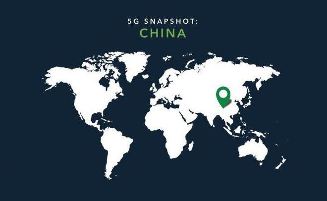 报告预计2025年中国将成为最大的5G市场,5G服务惠及中国超六成人口